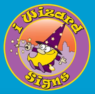iWizard Signs