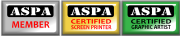 ASPA Associate level membership.